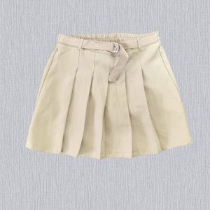 Wonder Nation Khaki Uniform Skirt 16